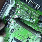 Repair ecu